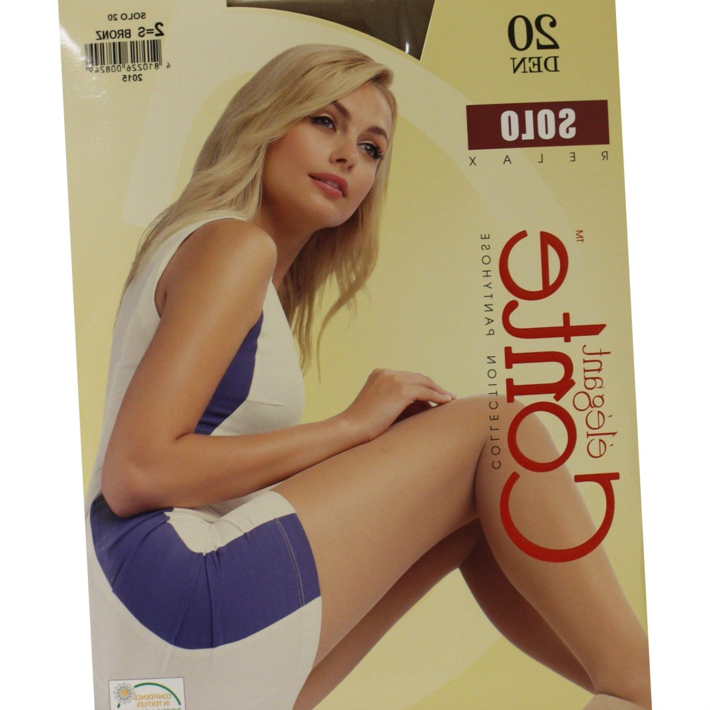 Колготки женские Conte Elegant Collection Pantyhose Solo Relax 20 Den